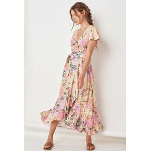 Spell & The Gypsy Collective The Lily Maxi Dress
